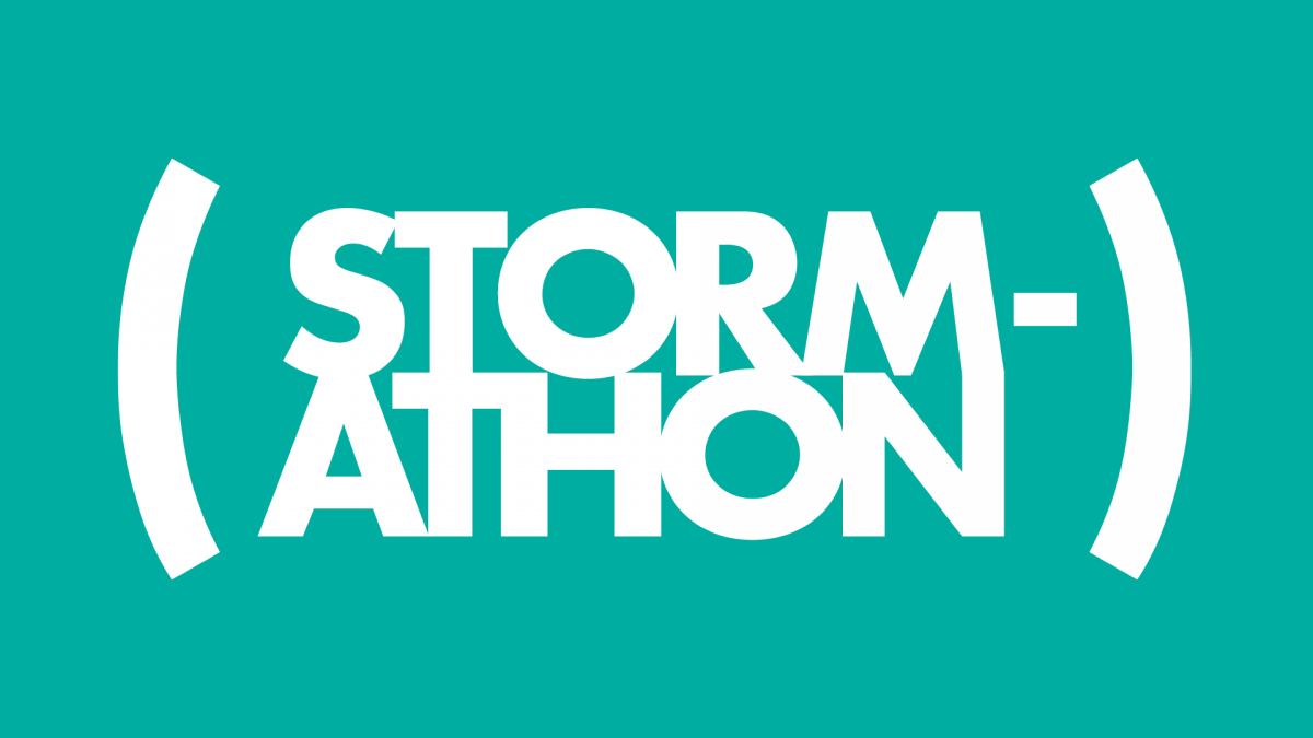 Stormathon logo